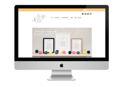 Website Design: My Ode to You