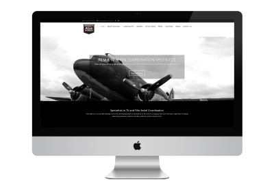Website Design: Aces High Limited