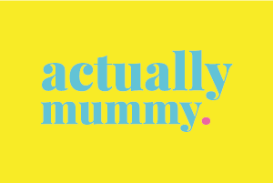 Actually Mummy Brand Design